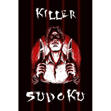 Killer Sudoku: 200 Killer Sudoku Puzzles Book and Solutions
