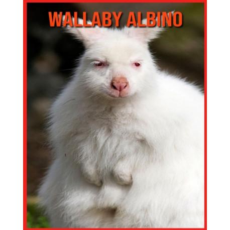 Wallaby Albino: Wallaby Albino Affascinanti Fatti per i bambini con immagini mozzafiato!