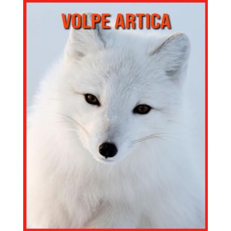 Volpe Artica: Volpe Artica Affascinanti Fatti per i bambini con immagini mozzafiato!