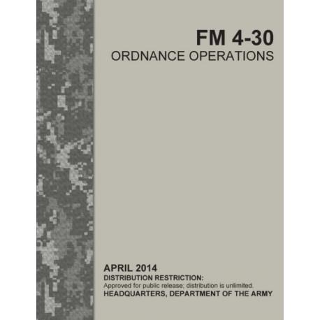 FM 4-30 Ordnance Operations