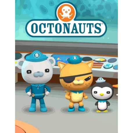 Octonauts: Great colorig book gift for kids and adults, 50 page full of octonauts character to color and 50 page to draw in for kids aged 3+