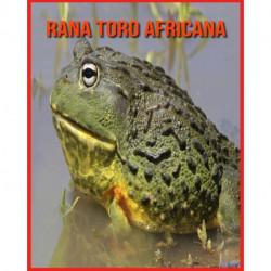 Rana Toro Africana: Immagini stupende e fatti divertenti sugli animali della natura