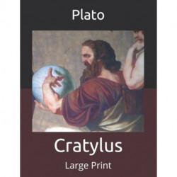 Cratylus: Large Print