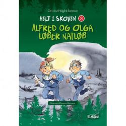 Alfred og Olga løber natløb