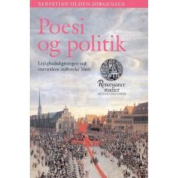 Poesi og politik: Lejlighedsdigtningen ved enevældens indførelse 1660