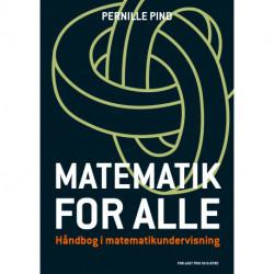 Matematik for alle: Håndbog i matematikundervisning