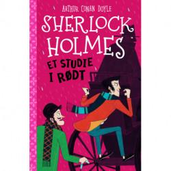 Sherlock Holmes (1) Et studie i rødt