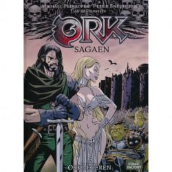 ORK-sagaen 3 - Orkjægeren