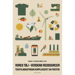 Vores tøj – verdens ressourcer: Tekstilindustriens kompleksitet og fremtid