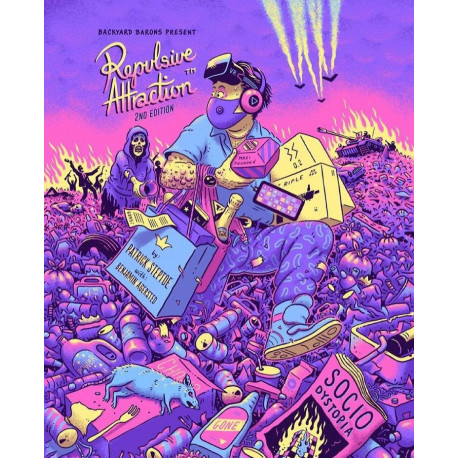 Repulsive Attraction: second edition