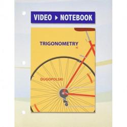 Video Notebook for Trigonometry