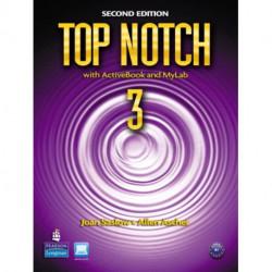 MyLab English: Top Notch 3 (Student Access Code)