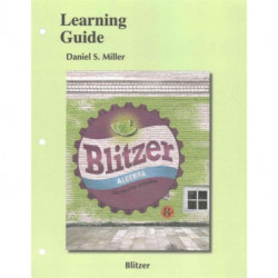 The Learning Guide for Algebra for College Students, Th