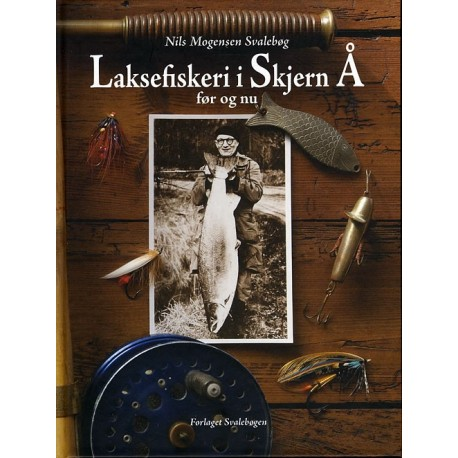 Laksefiskeri i Skjern Å før og nu