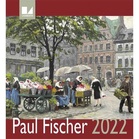 Paul Fischer kalender 2022