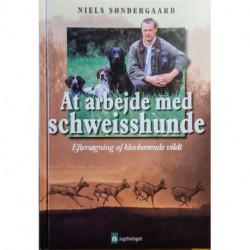 At arbejde med Schweisshunde: Eftersøgning af klovbærende vildt