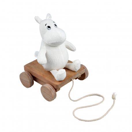 Moomin on wheels: Mumitroldene