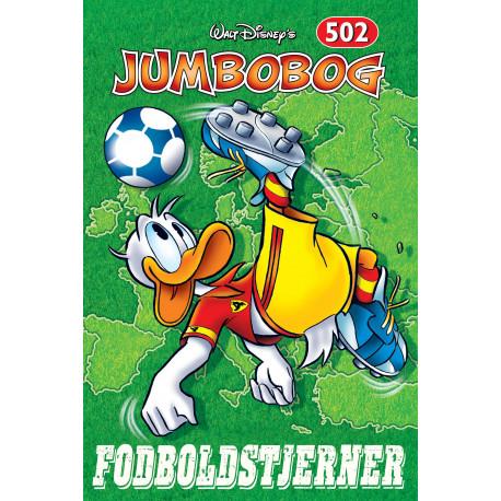 Jumbobog 502: Fodboldstjerner