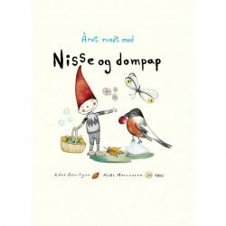 Året rundt med Nisse og Dompap: Samlet udgave af Nisse og Dompap
