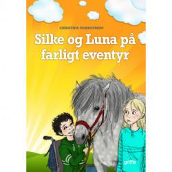 Silke og Luna på farligt eventyr