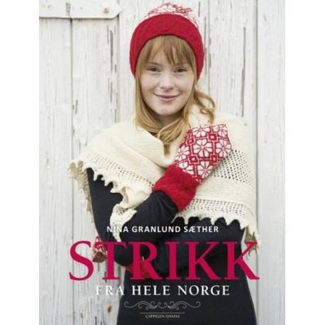 Strikk fra hele Norge