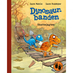 Dinosaurbanden – Skattejagten