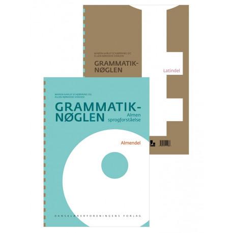 Grammatiknøglen. Almen sprogforståelse