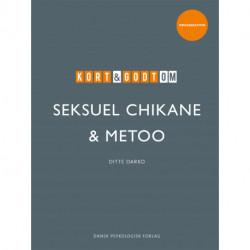 Kort & godt om seksuel chikane & metoo