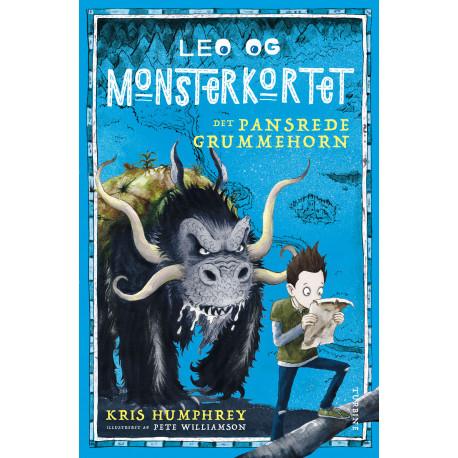 Leo og monsterkortet 1: Det pansrede grummehorn