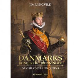 Danmarks konger og dronninger (Kronborg-udgave): Danish kings and queens