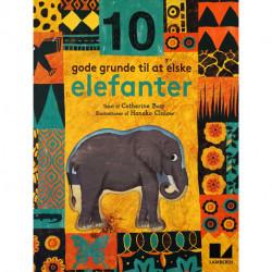 10 gode grunde til at elske elefanter