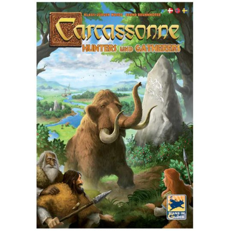 Carcassonne - Hunters and Gatherers