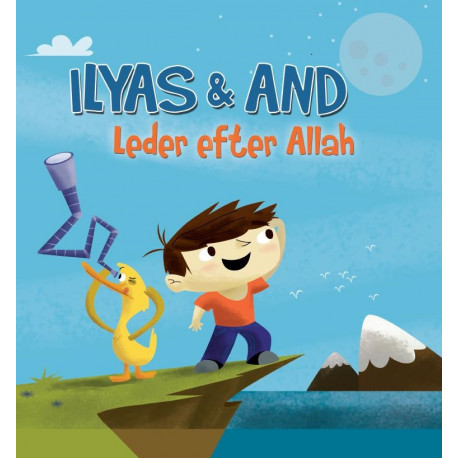 Ilyas & And leder efter Allah