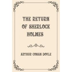 The Return of Sherlock Holmes: Luxurious Edition
