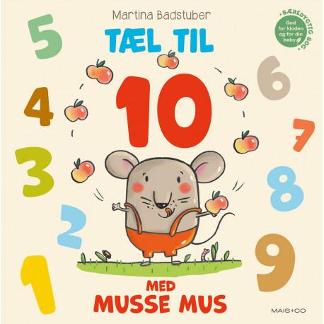Tæl til 10 med Musse Mus