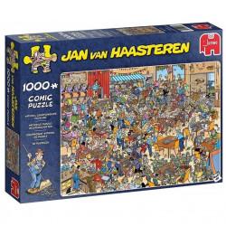 Jan van Haasteren Comic Puzzle - National Championship - 1000 brikker