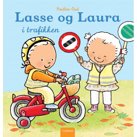 Lasse og Laura i trafikken
