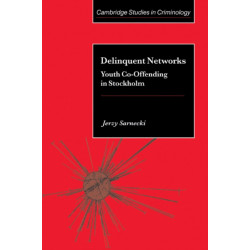 Delinquent Networks: Youth Co-Offending in Stockholm