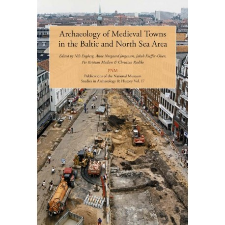 Archaeology of Medieval Towns in the Baltic and North Sea Area