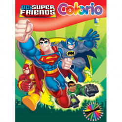 DC Superfriends - Colorio