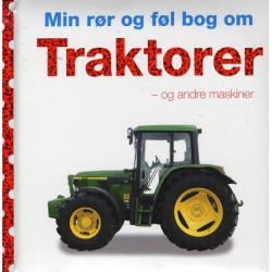 Min rør og føl bog om - Traktorer