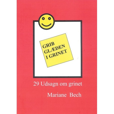 Grib Glæden i Grinet: 29 Udsagn om grinet