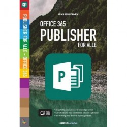 Publisher for alle: Office 365 – Publisher 2016