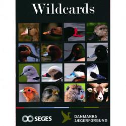 Wildcards - kort til vildtkending