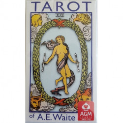 Rider Waite Tarot kort STANDARD