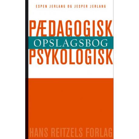Pædagogisk-psykologisk opslagsbog