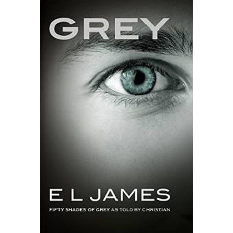Grey - Fifty Shades of Grey as Told by Christian: Fifty Shades of Grey as Told by Christian