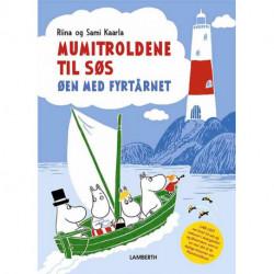 Mumitroldene til søs: Øen med fyrtårnet