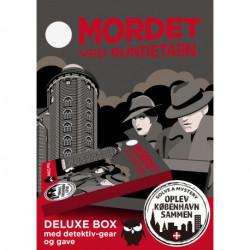 Mordet ved Rundetårn (6 stk. kolli - deluxe cardboard box): Solve A Mystery - Oplev København sammen (Sprog: Dansk)