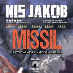 MISSIL: En Wolf thriller